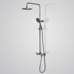 Aifol Modern Bathroom Rain Showerhead and Handheld High Pressure Shower Head
