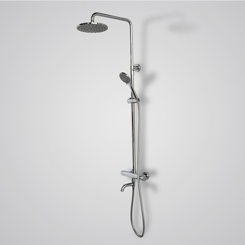 Aifol Bathroom Rain Shower Head and Handheld Showerhead Shower Combo Shower Head Set