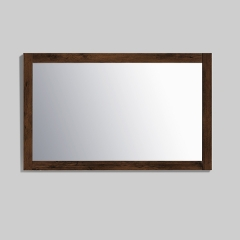 Aifol 60 Inch Modern Hotel Wall Mounted Framed Bathroom Mirror