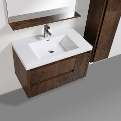 Aifol  New fashion Wall Mounted Single Sink 36