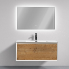 "Aifol Reasonable Price Saving Wall Mounting 36"" Bathroom Wash Basin Cabinet"
