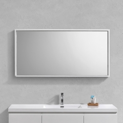 Aifol 43 Inch Hot Sale Classic Wall Hung Hotel Basin Mirror