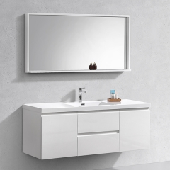 Aifol  High Quality Single Sink Living Room Floating 48