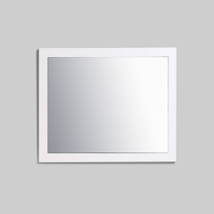 Aifol 35 Inch Chinese High Quality Small Wood Framed Mirror