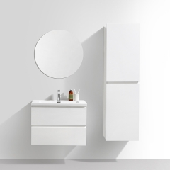 "Aifol New Modern Simple Design Hotel Commercial 24"" Bathroom Vanity"