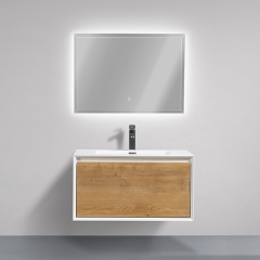 "Aifol Best Selling New Design Wall Mount 30"" Cabinet Vanity"