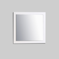 Aifol 30 Inch Bathroom Vanity Wall Mounted Framed Mirror