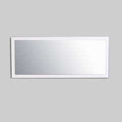 Aifol 70 Inch Cheap Wall-Mounted Large Wood Framed Vanity Mirror