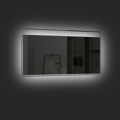 Aifol 48 Inch Modern Large Makeup LED light Smart Backlit Bath Mirror