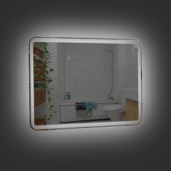 Aifol 40 Inch Modern LED Light Make Up Bathroom Smart Mirror