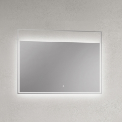 Aifol 36 Inch Modern Decorative Cosmetic LED Make Up bathroom mirror