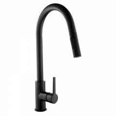 Aifol Kitchen Brass Sink Pull out Down Faucets