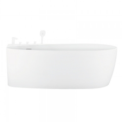 Aifol 2020 luxury plastic acrylic bath tub upc bathtub