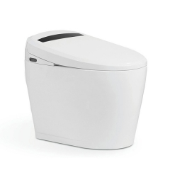 Aifol automatic sensor flushing electric one piece tankless intelligent smart toilet